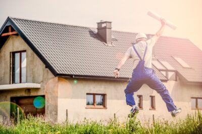 5 pomysłów jak przyspieszyć wykonanie elewacji domu typu bliźniak