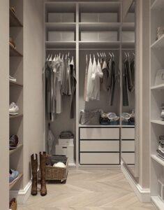 nowa garderoba